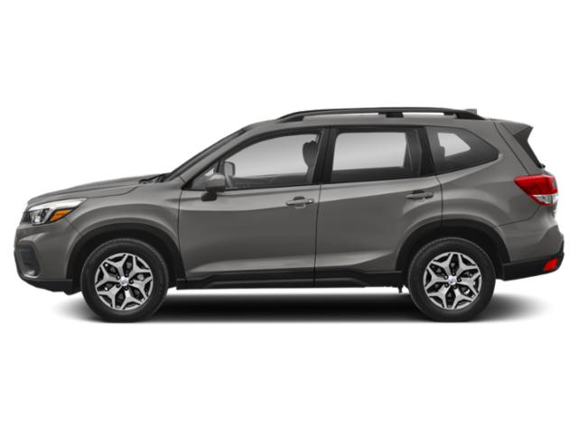 2020 Subaru Forester Base Price CVT Pricing side view