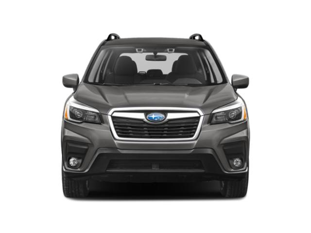 2020 Subaru Forester Base Price CVT Pricing front view