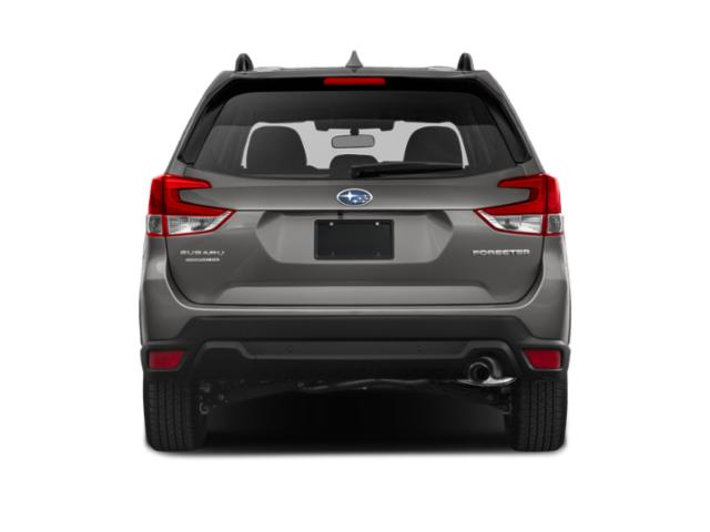 2020 Subaru Forester Base Price CVT Pricing rear view