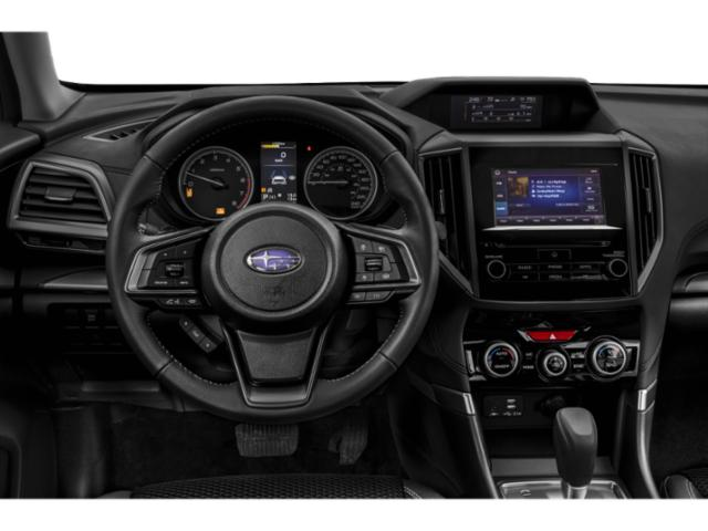 2020 Subaru Forester Base Price CVT Pricing driver's dashboard