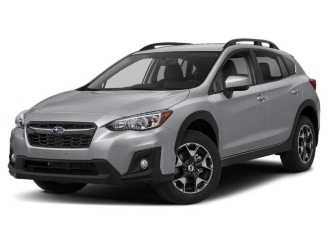 2020 Subaru Crosstrek Base Price CVT Pricing side front view