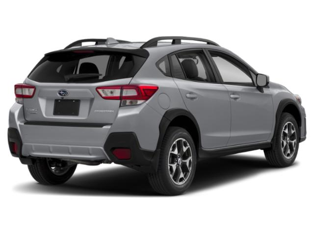 2020 Subaru Crosstrek Base Price CVT Pricing side rear view