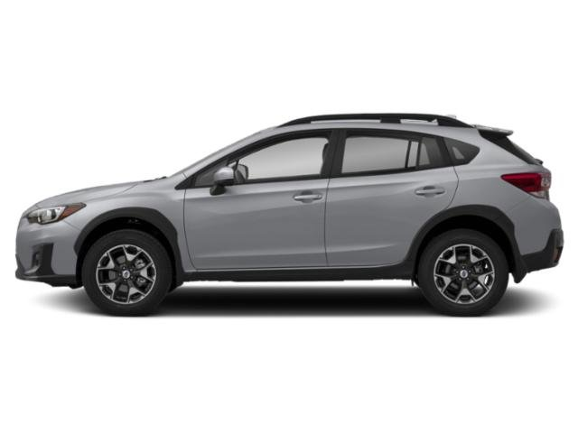 2020 Subaru Crosstrek Base Price CVT Pricing side view