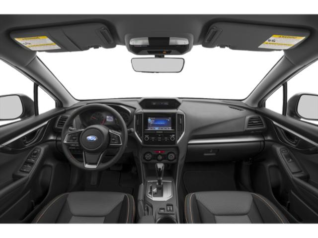 2020 Subaru Crosstrek Base Price CVT Pricing full dashboard