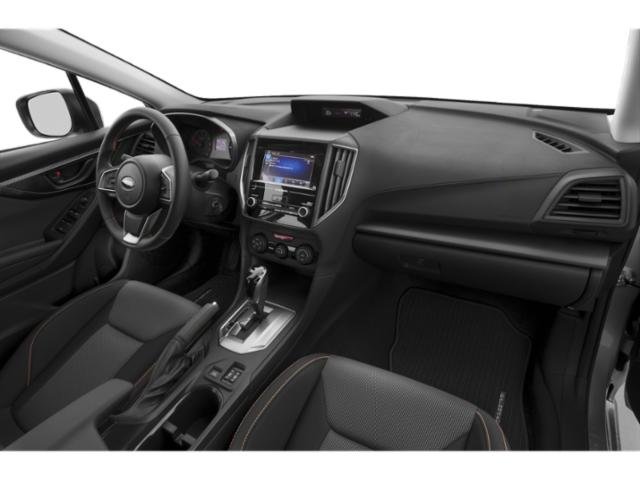 2020 Subaru Crosstrek Base Price CVT Pricing passenger's dashboard