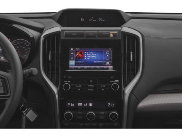 2020 Subaru Ascent Base Price 8-Passenger Pricing stereo system