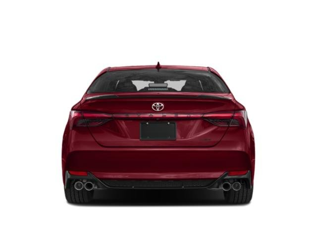 2020 Toyota Avalon Base Price XSE Pricing rear view