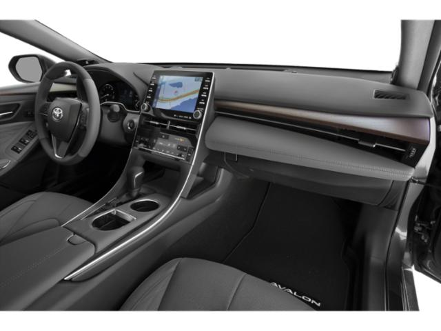 2020 Toyota Avalon Base Price XSE Pricing passenger's dashboard