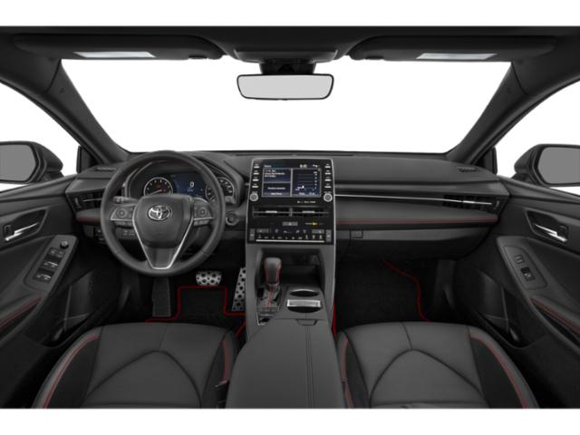 2020 Toyota Avalon Base Price XSE Pricing full dashboard
