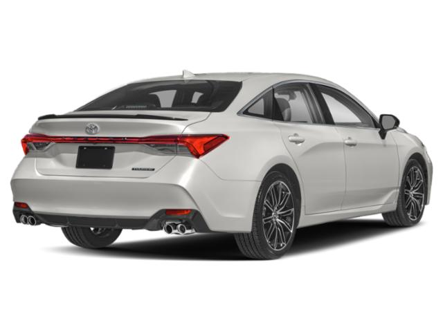 2020 Toyota Avalon Base Price XSE Pricing side rear view