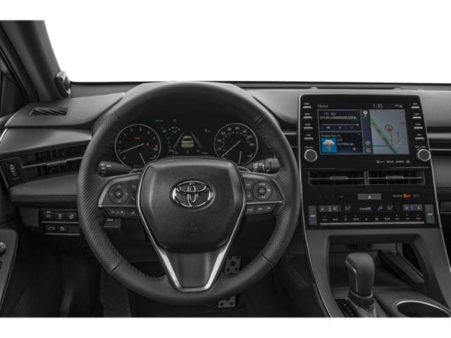 2020 Toyota Avalon Base Price XSE Pricing driver's dashboard
