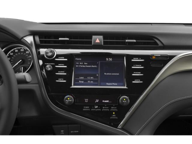 2020 Toyota Camry Base Price XLE V6 Auto Pricing stereo system