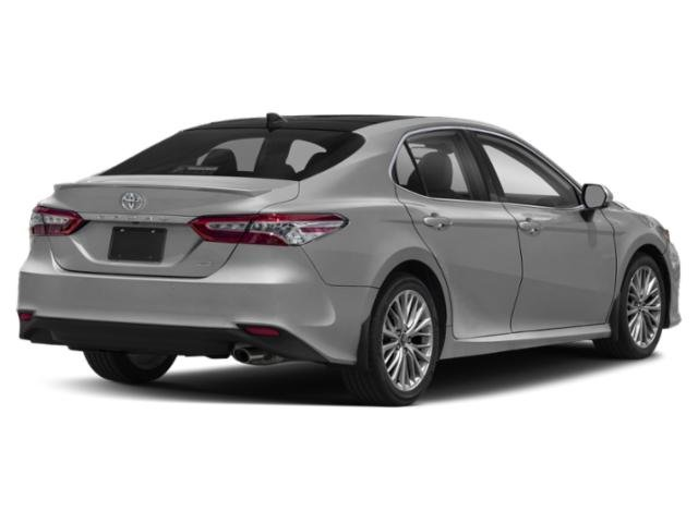 2020 Toyota Camry Base Price XLE V6 Auto Pricing side rear view