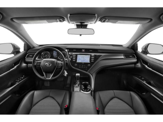 2020 Toyota Camry Base Price XLE V6 Auto Pricing full dashboard