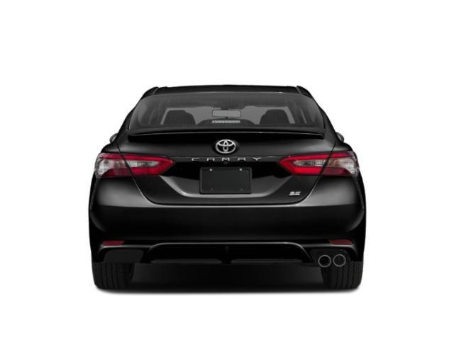 2020 Toyota Camry Base Price XLE V6 Auto Pricing rear view