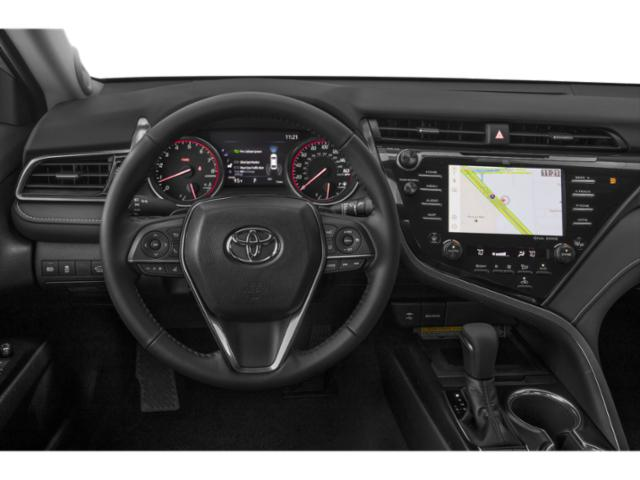 2020 Toyota Camry Base Price XLE V6 Auto Pricing driver's dashboard