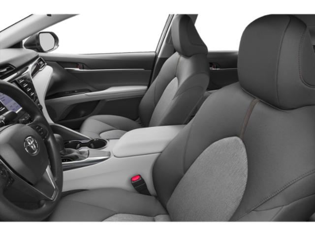 2020 Toyota Camry Base Price XLE V6 Auto Pricing front seat interior