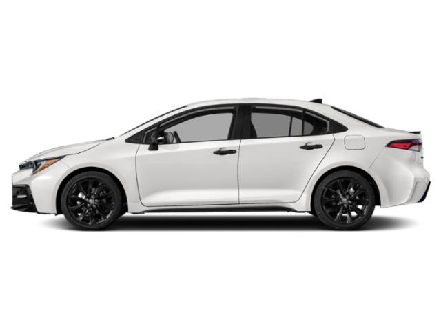 2020 Toyota Corolla Base Price L CVT Pricing side view