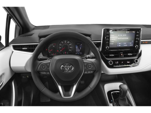 2020 Toyota Corolla Base Price L CVT Pricing driver's dashboard