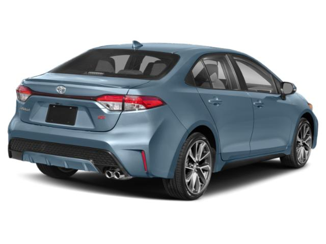 2020 Toyota Corolla Base Price L CVT Pricing side rear view
