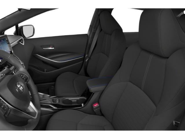 2020 Toyota Corolla Base Price L CVT Pricing front seat interior
