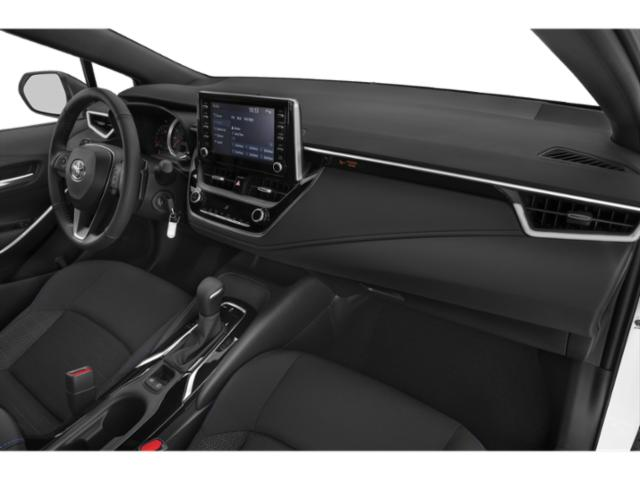 2020 Toyota Corolla Base Price L CVT Pricing passenger's dashboard