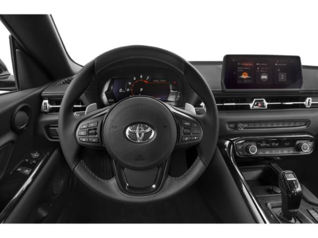 2020 Toyota GR Supra Base Price 3.0 Premium Auto Pricing driver's dashboard