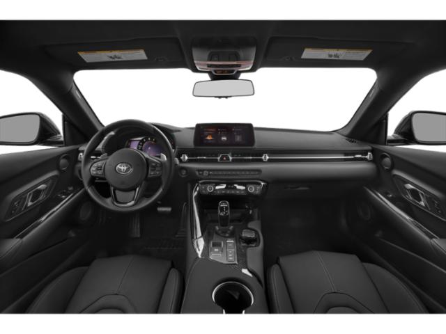 2020 Toyota GR Supra Base Price 3.0 Premium Auto Pricing full dashboard
