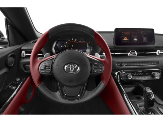 2020 Toyota GR Supra Base Price 3.0 Auto Pricing driver's dashboard