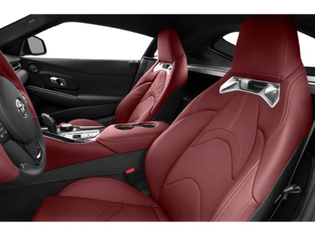 2020 Toyota GR Supra Base Price 3.0 Auto Pricing front seat interior