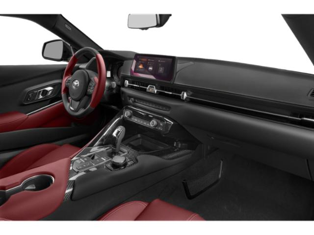 2020 Toyota GR Supra Base Price 3.0 Auto Pricing passenger's dashboard