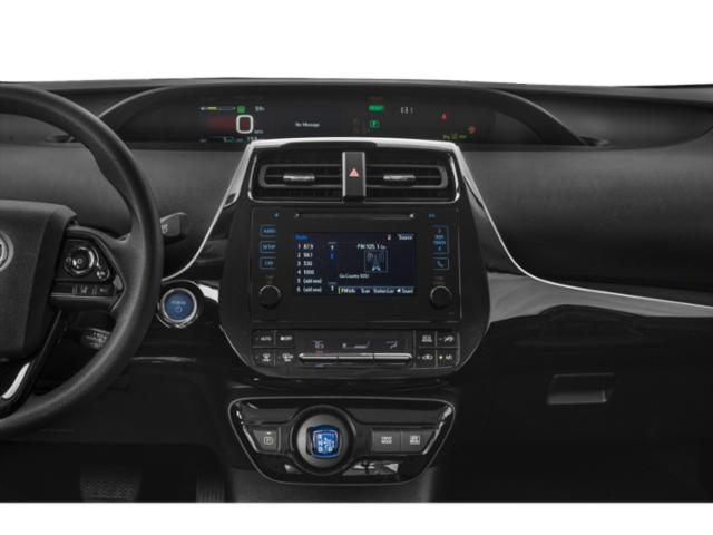 2020 Toyota Prius Base Price XLE AWD-e Pricing stereo system