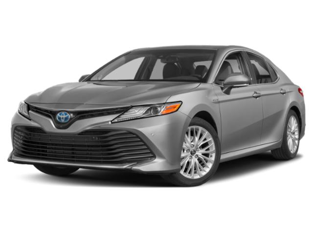 2020 Toyota Camry Base Price Hybrid LE CVT Pricing side front view