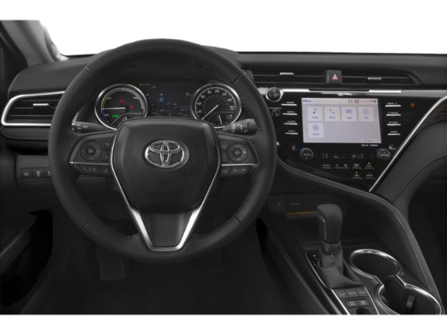 2020 Toyota Camry Base Price Hybrid LE CVT Pricing driver's dashboard