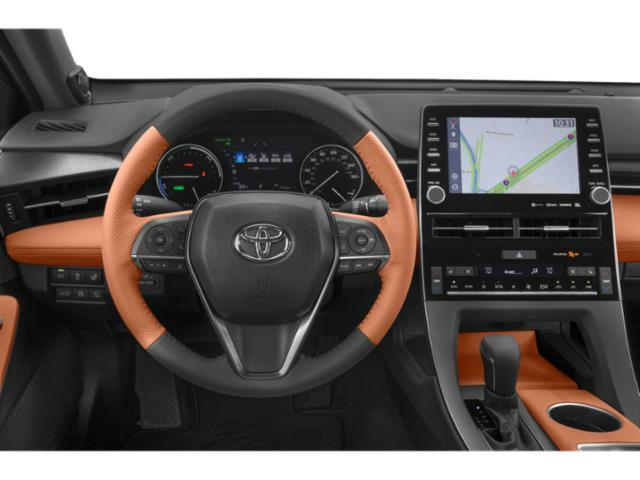 2020 Toyota Avalon Base Price Hybrid XLE Pricing driver's dashboard