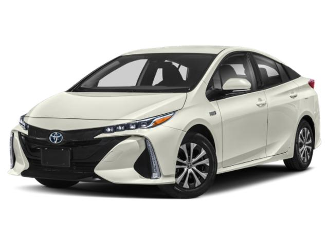 2020 Toyota Prius Prime Base Price LE Pricing side front view