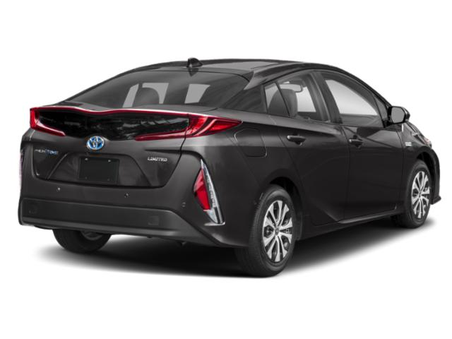 2020 Toyota Prius Prime Base Price LE Pricing side rear view