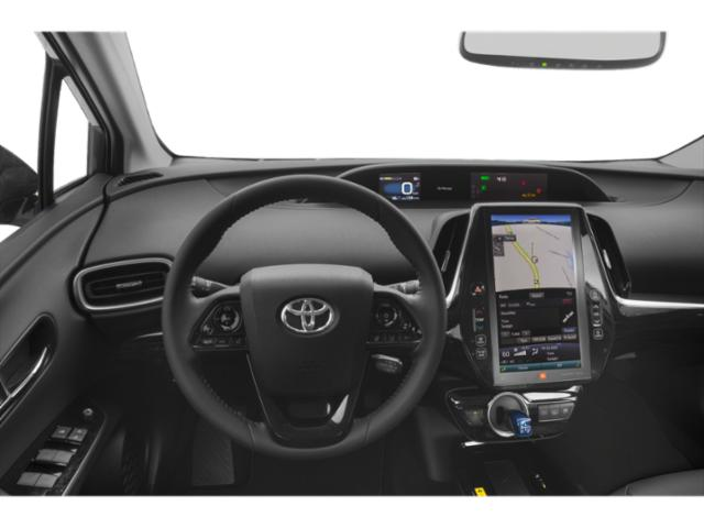 2020 Toyota Prius Prime Base Price XLE Pricing driver's dashboard