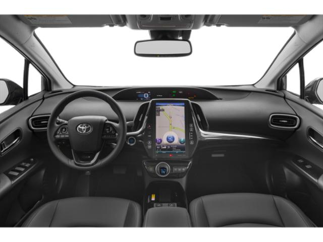 2020 Toyota Prius Prime Base Price LE Pricing full dashboard