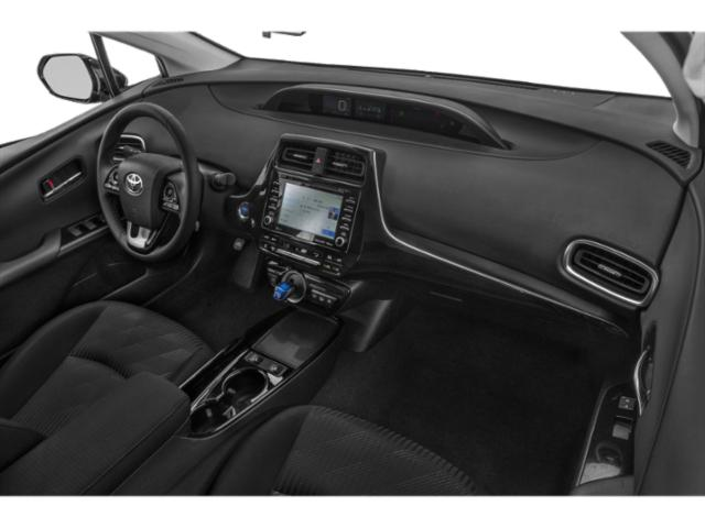 2020 Toyota Prius Prime Base Price LE Pricing passenger's dashboard