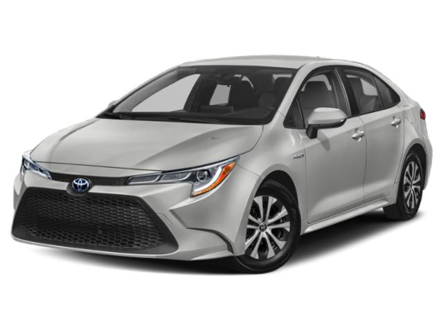 2020 Toyota Corolla Base Price Hybrid LE CVT Pricing