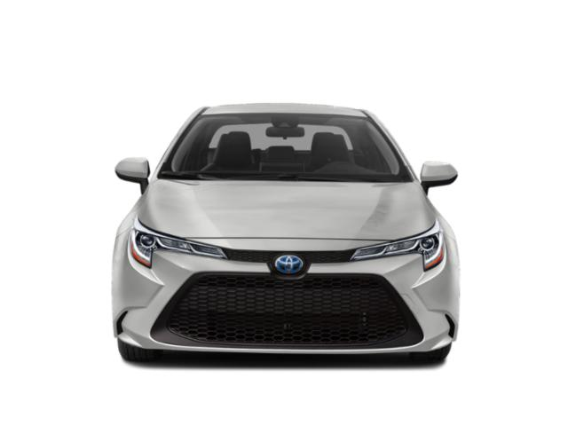 2020 Toyota Corolla Base Price Hybrid LE CVT Pricing front view