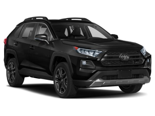 2020 Toyota RAV4 Base Price Adventure AWD Pricing side front view
