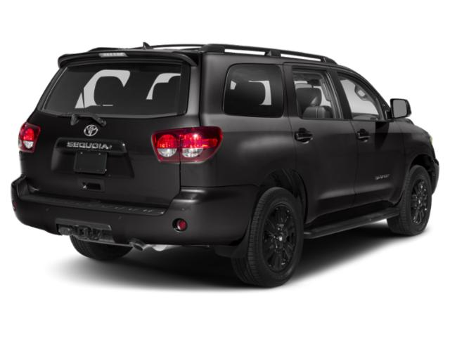 2020 Toyota Sequoia Base Price Limited RWD Pricing side rear view