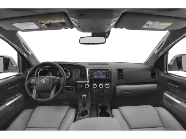 2020 Toyota Sequoia Base Price Limited RWD Pricing full dashboard
