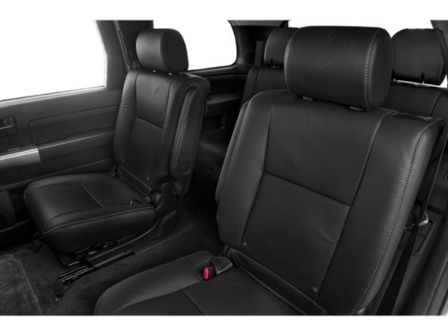2020 Toyota Sequoia Base Price Limited RWD Pricing backseat interior