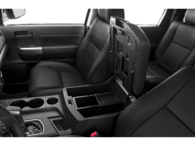 2020 Toyota Sequoia Base Price Limited RWD Pricing center storage console