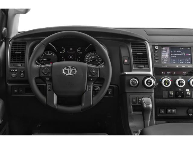2020 Toyota Sequoia Base Price Limited RWD Pricing driver's dashboard