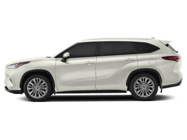 2020 Toyota Highlander Base Price XLE AWD Pricing side view