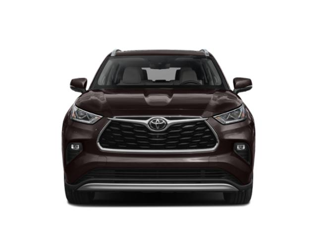 2020 Toyota Highlander Base Price XLE AWD Pricing front view